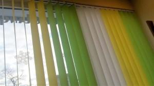 Vertikalio Žaliuzės