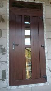 PVC Lauko durys
