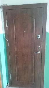 Buto šarvo durys su PVC plokšte
