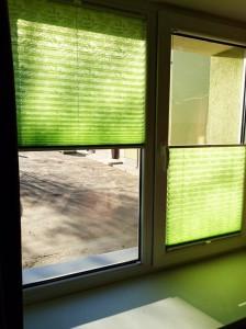 Pliusotos žaliuzės